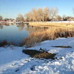 Photo taken at Huston Lake Park by Laura D. on 3/26/2013