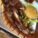 Photo taken at Riverside Restaurant by Foodiespr on 7/15/2014