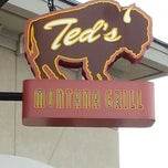 Photo taken at Ted's Montana Grill by Lee P. on 12/11/2012