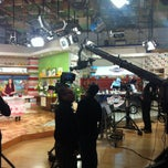 Photo taken at Canal 13 by Pablo T. on 6/30/2013