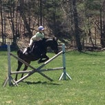 Photo taken at Willow Hill Farm by Sarah W. on 5/4/2013
