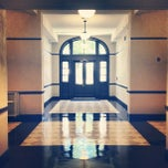 Photo taken at College Hall by Stuart L. on 5/14/2013