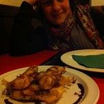 Photo taken at Restaurante Punto Y Textura by Jeronimo R. on 5/9/2014