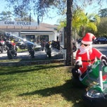 Photo taken at Euro Cycles Of Tampa Bay by akaCarioca on 12/18/2013