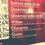 Photo taken at Sandwicheria El sabor de Toñito by Mauricio A. on 2/27/2015