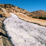 Photo taken at Los Angeles Aqueduct by Kevin B. on 11/9/2013