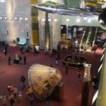 Photo taken at Albert Einstein Planetarium by Brian A. on 2/16/2013