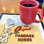 Photo taken at The Original Pancake House by Laura W. on 12/23/2012