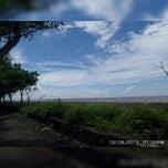 Photo taken at Pantai tanjung kait by willson's♚ on 4/20/2015