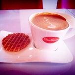 Photo taken at siam gelato ice-cream by Piyamaporn S. on 12/16/2012