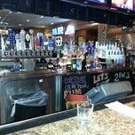 Photo taken at Smokey Bones Bar & Fire Grill by Christian J. on 6/9/2013