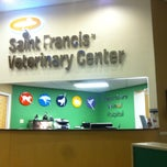 Photo taken at Saint Francis Veterinary Center of South Jersey by Samantha B. on 3/17/2014