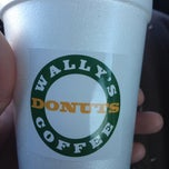 Photo taken at Wally's Donuts by Jason C. on 2/11/2014