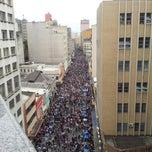 Photo taken at Rua 25 de Março by Eduardo S. on 11/3/2012