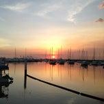 Photo taken at Manila Yacht Club by Ivychris R. on 4/1/2013
