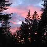 Photo taken at Spencer Butte Park by Kevin M. on 4/2/2013