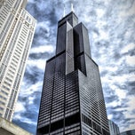 Photo taken at Willis Tower by Konrad on 6/4/2013