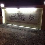 Photo taken at Surau Al-Furqan by Alarmist W. on 7/7/2014
