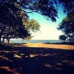 Photo taken at Coffin Point Plantation by Zach M. on 11/22/2012