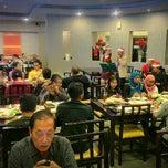 Photo taken at Silla (Korean Japanese Chinese Restaurant) by Samuel K. on 12/27/2012