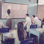 Photo taken at SMAN 2 Mandau by Dinda D. on 3/28/2013