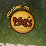 Photo taken at Moe's Southwest Grill by Shawn S. on 7/15/2013