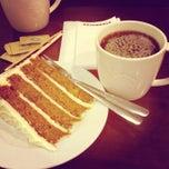 Photo taken at Starbucks by Галя М. on 2/11/2013