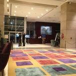 Photo taken at Sheraton Mendoza Hotel by Sissy R. on 3/15/2013