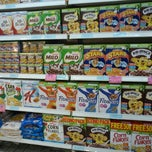 Photo taken at Merdeka Supermarket by Cheng M. on 10/13/2012