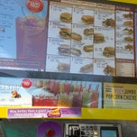 Photo taken at SONIC Drive In by Elizabeth G. on 4/3/2013