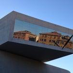 Photo taken at MAXXI Museo Nazionale delle Arti del XXI Secolo by Mauro A. on 11/2/2012