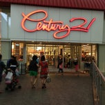 Photo taken at Century 21 Department Store by Sarot K. on 6/19/2013