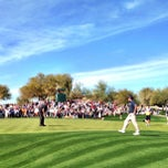 Photo taken at TPC Scottsdale by Callaway G. on 1/31/2013