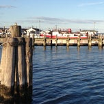 Photo taken at Shelter Island North Ferry - Greenport Terminal by Jennifer F. on 5/17/2013