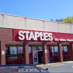 Photo taken at Staples by B n H on 4/25/2013
