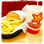 Photo taken at Hardee's by А.В.О. on 4/28/2013