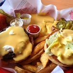 Photo taken at Fuddruckers by Don't Want Swarm on 2/9/2013