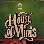 Photo taken at SGS House of Minis by Jal T. on 5/10/2013