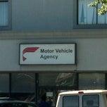 Photo taken at NJ Motor Vehicle Commission (DMV) by James M. on 9/19/2012