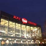 Photo taken at KFC Yum! Center by Rick D. on 11/3/2012