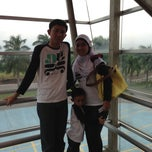 Photo taken at Puspa Iptek Sundial by Herfan M. on 5/11/2013