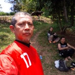 Photo taken at Cibalung Happy Land by AGUNG Q. on 9/28/2014