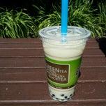 Photo taken at Ten Ren Tea 天仁茗茶 by jaslene L. on 5/5/2012