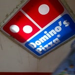 Photo taken at Dominos Pizza by Hitesh B. on 4/19/2013