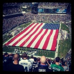 Photo taken at Lincoln Financial Field by Vince M. on 9/16/2012