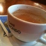 Photo taken at Caffè Belmondo by Nick D. on 12/20/2012
