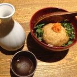 Photo taken at 粋場蕎麦 ひさ奈 by Matchan on 6/5/2013