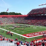 Photo taken at High Point Solutions Stadium by Kelly K. on 9/7/2013