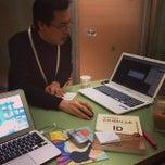 Photo taken at 미플 (Meeple) by 캠핑노트 일. on 2/15/2014