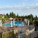 Photo taken at Fontanelle Residenza Hotel by Marzio C. on 6/23/2014